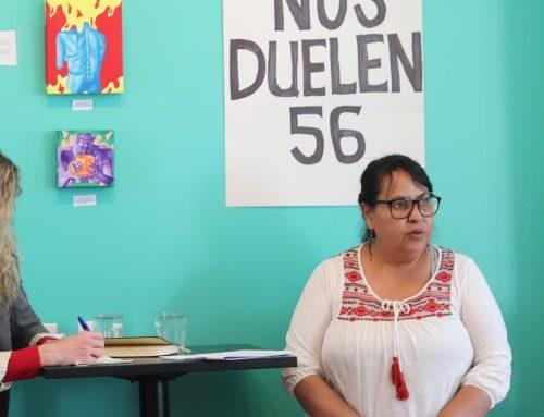 Comunicado de prensa: Mayra Jiménez habla a través las provincias marítimas de Canadá sobre el incendio ocurrido en el Hogar Seguro en 2017 y sobre el movimento por la justicia de género en Guatemala.