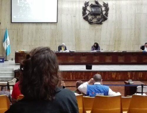 Sepur Zarco: 3er dia del juicio