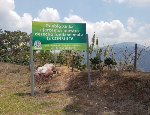 40+ organizaciones firman carta de solidaridad con el Pueblo Xinka de Guatemala
