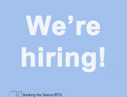 We're hiring! Anti-Oppression Consultant for BTS