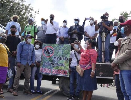 Global Letter of Concern Against Canadian Mining in the Dominican Republic