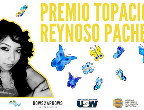 Recipients of the 6th Annual Topacio Reynoso Pacheco Award
